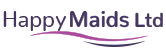 Happy Maids Ltd. Logo